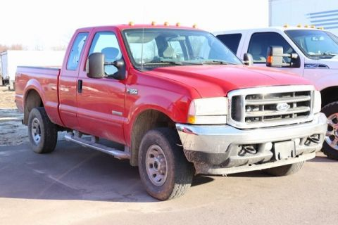 Pre-Owned 2003 Ford F-350SD XLT