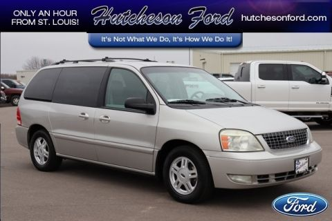Pre-Owned 2005 Ford Freestar SEL
