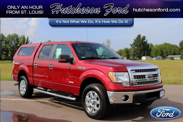 2014 Ford F 150 Xlt 4x4 Owners Manual