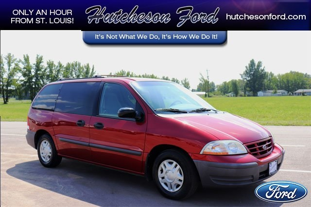 Pre-Owned 2000 Ford Windstar LX