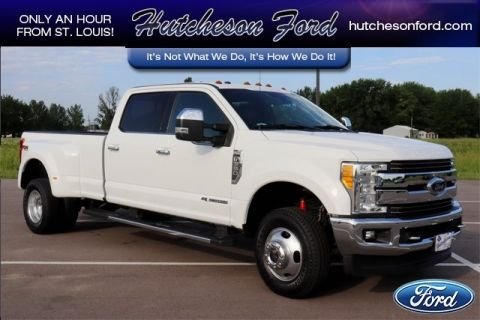 Pre-Owned 2017 Ford F-350SD King Ranch