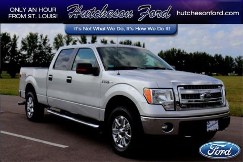 Pre-Owned 2013 Ford F-150 XTR