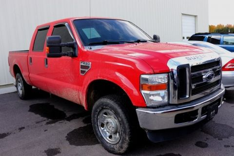 Pre-Owned 2008 Ford F-250SD XLT