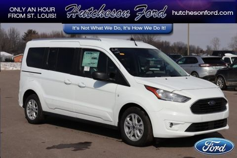 New 2019 Ford Transit Connect XLT Passenger Van in St  James
